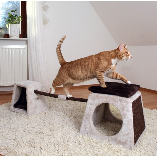 Accessoire d'agility pour chat - Set de balançoires Cat Activity Trixie