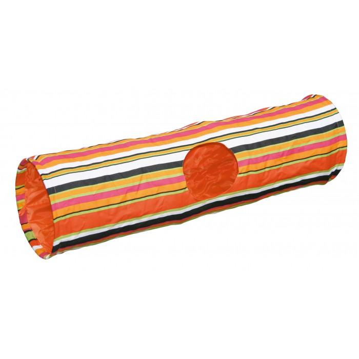 Ventes Privées - Tunnel nylon multicolore pour rongeurs