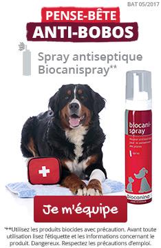 Biocanispray