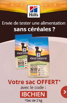 Ideal Balance No Grain : 1 sac offert !