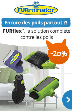 FURflex par FURminator : -20% sur toute la gamme !