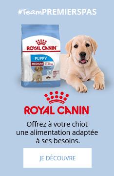 Royal Canin Puppy : une alimentation adaptée aux besoins de votre chiot