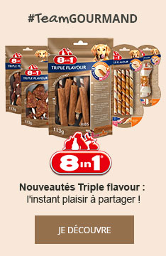 Friandises 8in1
