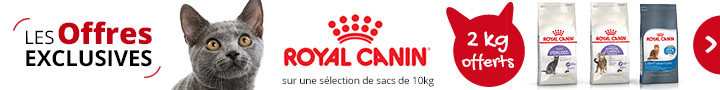 Offres promos Royal Canin