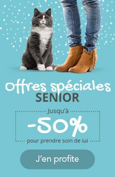 Offres spéciales Senior : jusqu'à -20% pour prendre soin de lui !