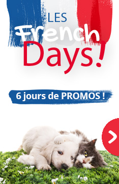 Les French Days ! 6 jours de PROMOS !