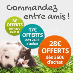 animalerie en ligne accessoires pour animaux et alimentation chien chat sur wanimo. Black Bedroom Furniture Sets. Home Design Ideas