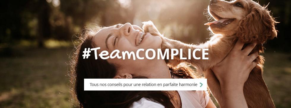 #TeamCOMPLICE : tous nos conseils pour une vie en parfaite harmonie