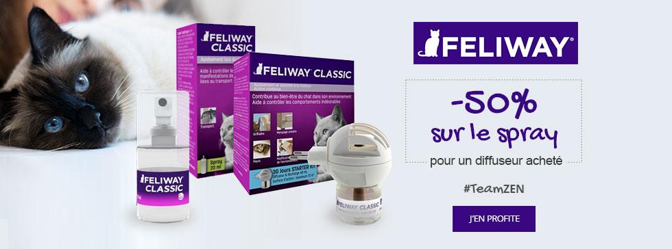 Vu à la TV : découvrez Feliway pour bien vivre ensemble !