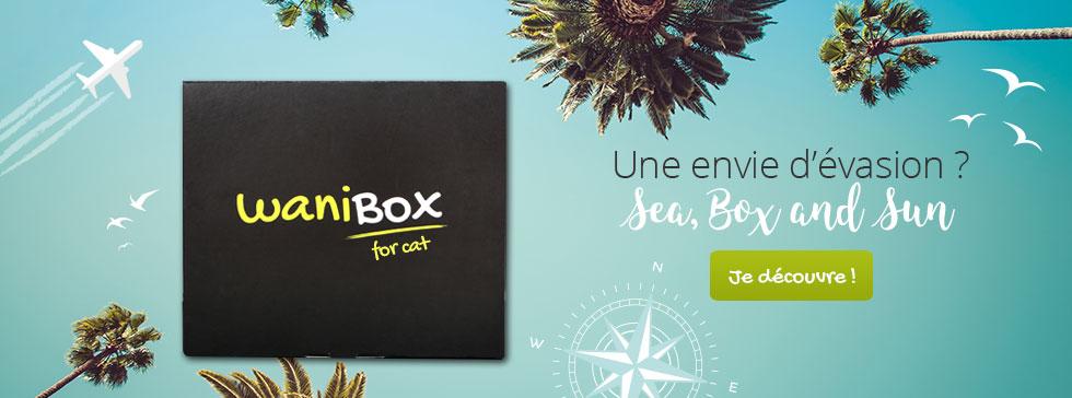 Découvrez la nouvelle édition voyage de la WaniBox