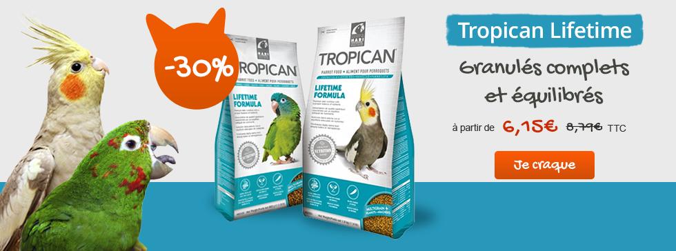 -30% sur les produits Lifetime Tropican, vite !