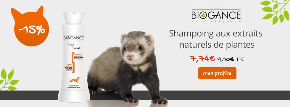 Profitez du shampooing Biogance à -15%