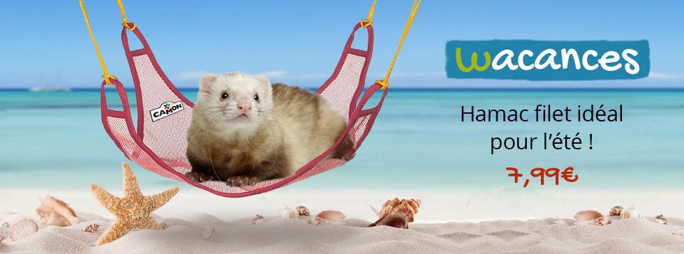 Hamac filet idéal pour l'été !