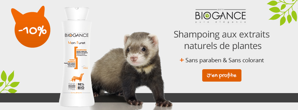Profitez du shampooing Biogance à -10% !