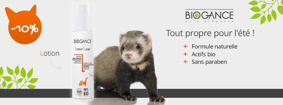 Profitez de la lotion Biogance à -10% !