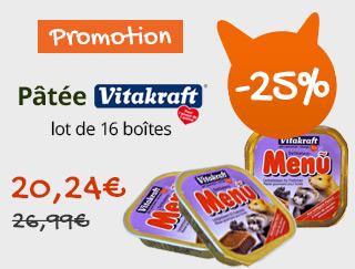 promotions patee furet vitakraft 25p