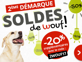 Soldes wouf