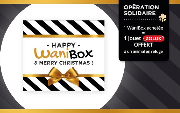 Découvrez vite la WaniBox de Noel