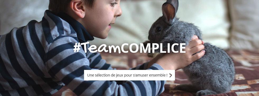 #TeamCOMPLICE : une sélection de jeu pour vous amuser avec votre boule de poils
