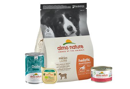Produits Almo pour chien