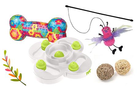 Sélection de jouets