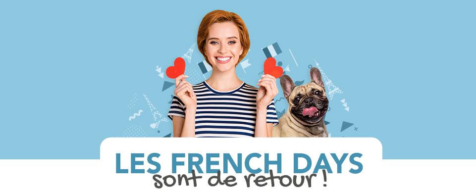Les french days sont de retours
