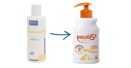 Shampooings et soins de la peau
