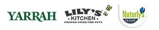 En partenariat avec Yarrah, Lily's kitchen et Naturalys