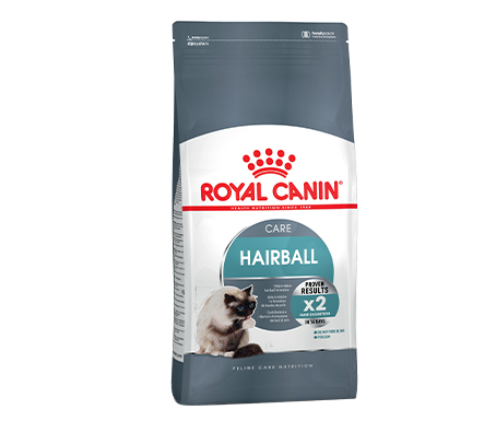 Croquettes Hairball Care pour chat