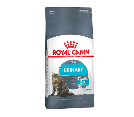 Croquettes Urinary Care pour chat