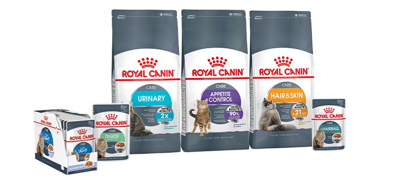 offrez-lui une alimentation adaptée avec Royal Canin