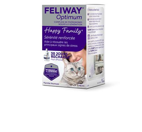 Recharge Feliway Optimum