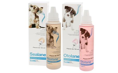 Sealane et Otolane pour le nettoyage des oreilles