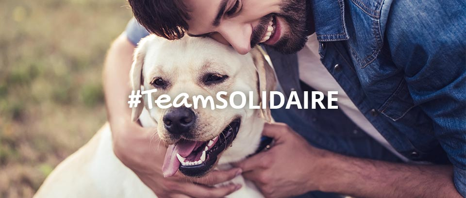 team solidaire avec youcare