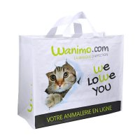 Accessoires chat - Sac cabas Wanimo.com
