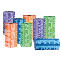 Accessoires chien - Recharges colorées pour ramasse-crottes