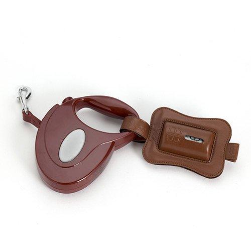 Accessoires chien - Etui sac ramasse-crotte Looper Scooper Flex pour chiens
