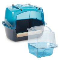 accessoires pour cages cat gories baignoire oiseaux. Black Bedroom Furniture Sets. Home Design Ideas