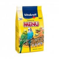 Aliment pour oiseau - Menu Vital Premium perruches