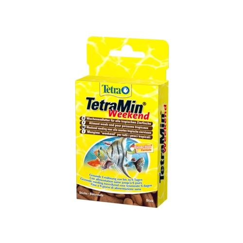 Tetramin weekend aliments pour poissons tropicaux for Aliment pour poisson