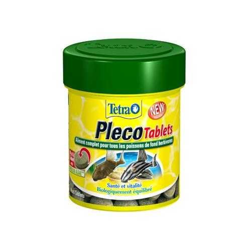 Plecotablets aliments pour poissons de fond tetra wanimo for Aliment pour poisson