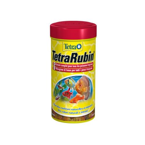 Tetrarubin aliments pour poissons tropicaux tetra wanimo for Distributeur aliment poisson