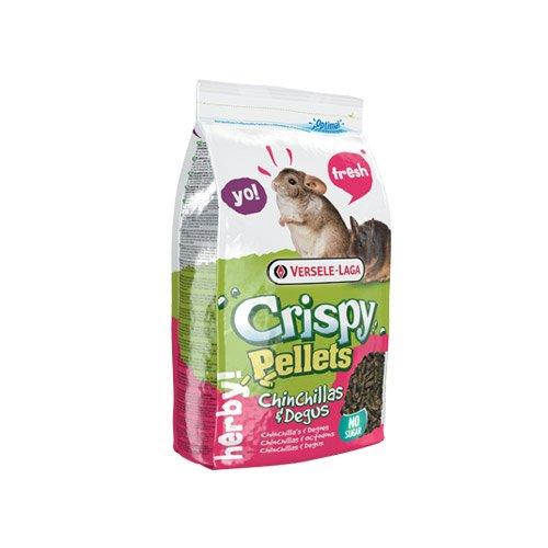 Les mélanges ne sont pas appropriés : une expérience concluante ? Crispy-pellets-chinchilla-degu