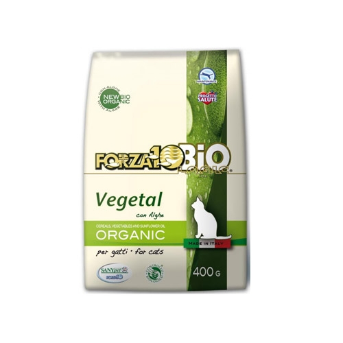 forza 10 croquettes pour chat every day bio adult vegetal algues wanimo