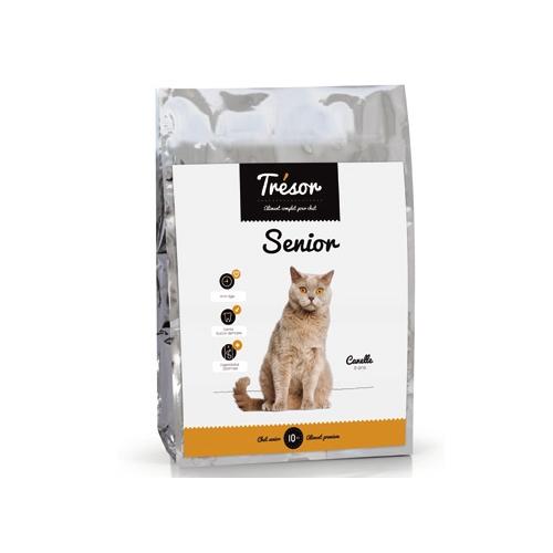 Alimentation pour chat - TRESOR pour chats
