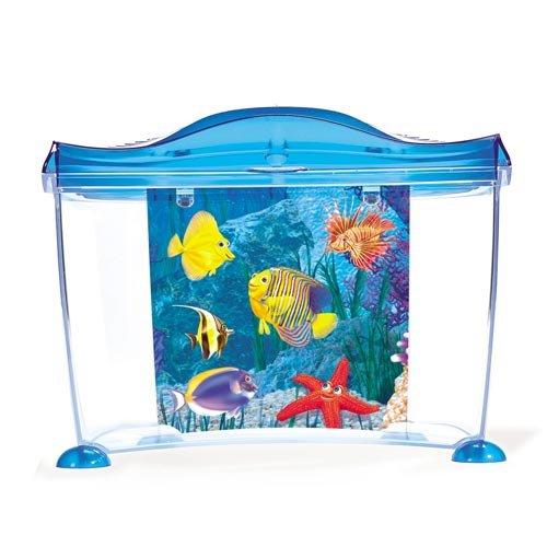Aquarium - Aquarium Cool Fish 6.7 L pour poissons