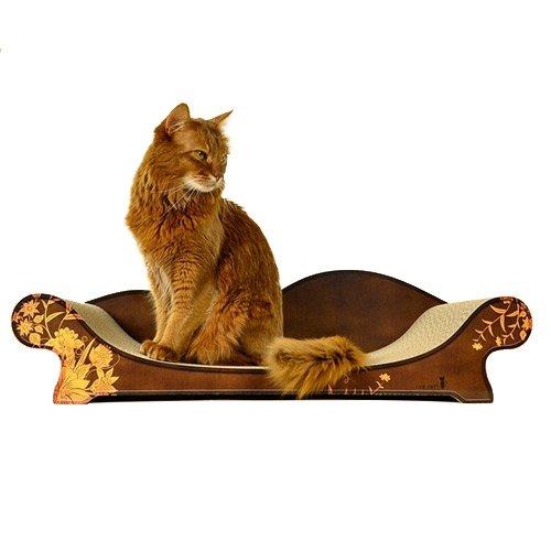 griffoir canap plus griffoir pour chat cat on wanimo. Black Bedroom Furniture Sets. Home Design Ideas