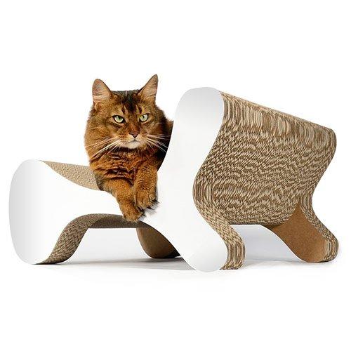griffoir molecular griffoir pour chat cat on wanimo. Black Bedroom Furniture Sets. Home Design Ideas