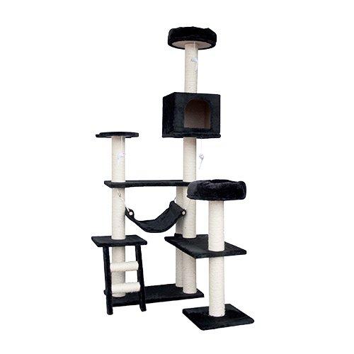 arbre chat kalya arbre chat hamiform wanimo. Black Bedroom Furniture Sets. Home Design Ideas