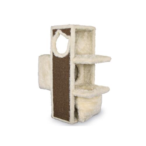 arbre chat et griffoir chats chez. Black Bedroom Furniture Sets. Home Design Ideas